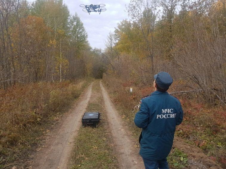 Сотрудниками милиции Оренбурга установлено место нахождение пропавшего грибника