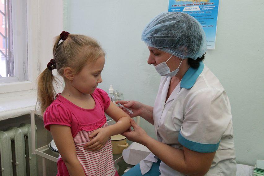 ВКурске вакцинацию против гриппа планируют закончить всередине осени